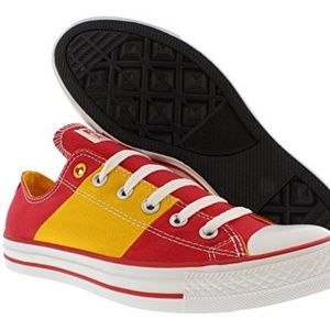 CONVERSE CT All Star low tri panel Spain NEW